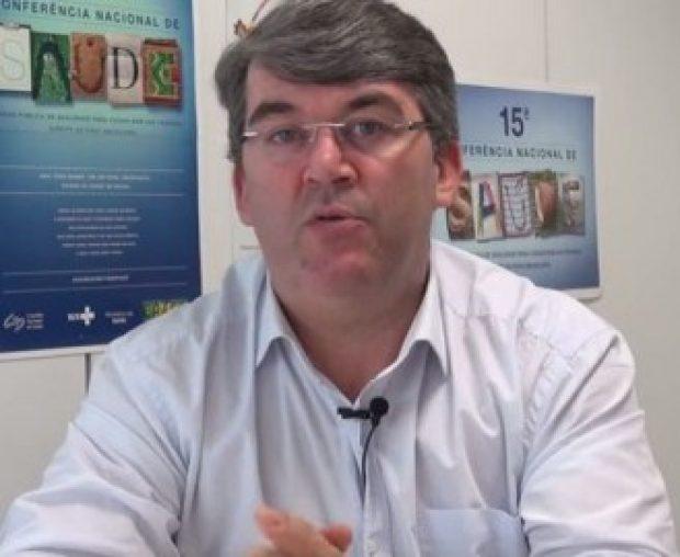 Presidente do CNS, Ronald Santos, quer mais diálogo e profissionalismo para superar os desafios crônicos do setor saúde