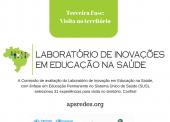 Ministério da Saúde e OPAS definem 31 experiências em Educação Permanente que serão visitadas até maio
