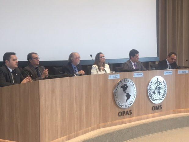 Encerramento do Seminário Atenção Primária à Saúde – estratégia chave para a sustentabilidade do SUS (apresentações dos painelistas)