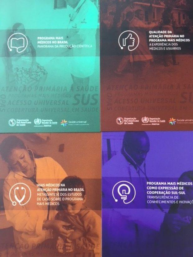 Publicações da OPAS reúnem resultados de estudos sobre o impacto do Programa Mais Médicos