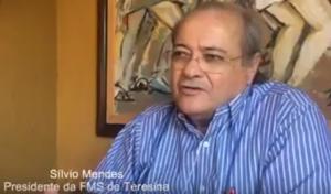 Gestor da saúde de Teresina, Silvio Mendes, defende novo pacto federativo para o SUS