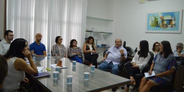 Teresina recebe gestores do RS e DF para troca de experiências em saúde