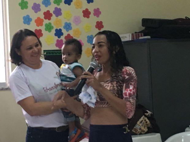 Projeto TransformaDor: parir com amor, sem violência, da Faculdade de Educação da Universidade Federal do Pará