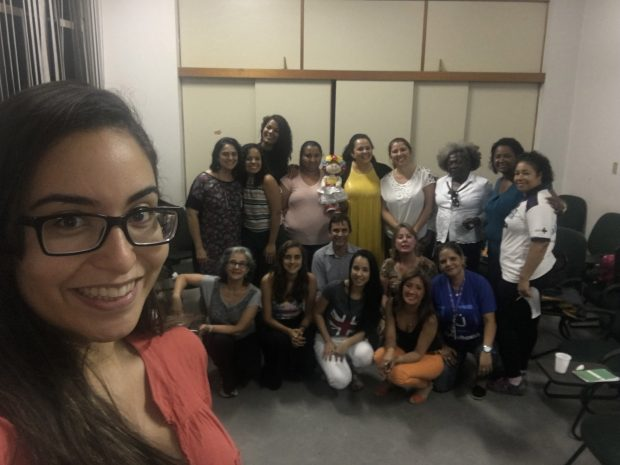 Mulheres da AP2.2: Grupos de convivência, educação em saúde e geração de renda nas unidades da ESF, do Laboratório Interdisciplinar de Pesquisa em APS, da UERJ com apoio da SMS RJ.