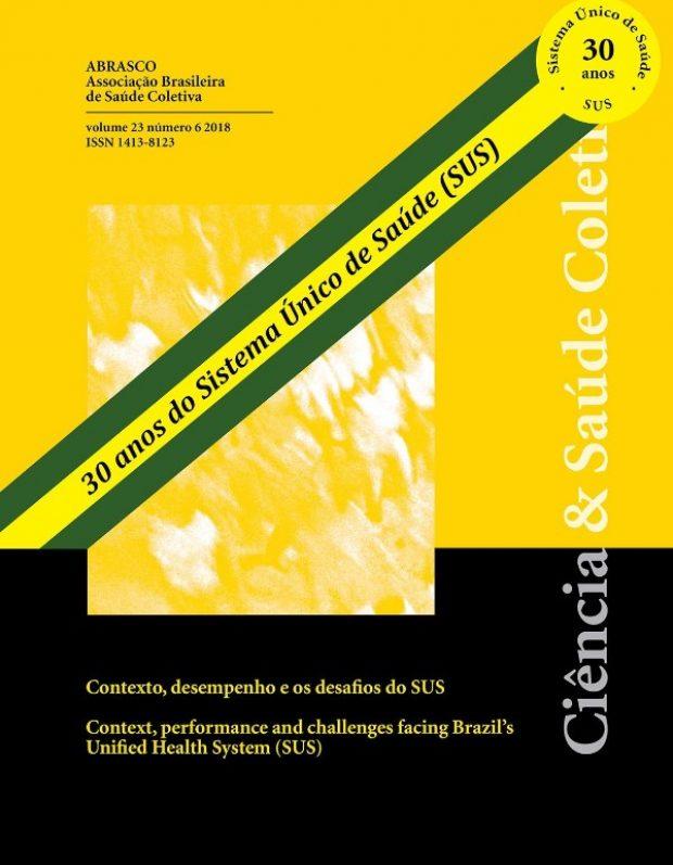 Revista Ciência & Saúde Coletiva discute os 30 anos do SUS: avanços, limites e desafios