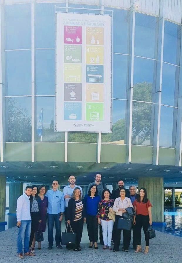 Porto Alegre, Rio de Janeiro e Distrito Federal recebem integrantes do Laboratório de Inovação em APS Forte