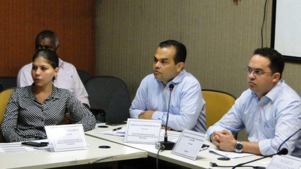 Coordenador da OPAS participa de reunião do Conselho Municipal de Saúde de Campo Grande