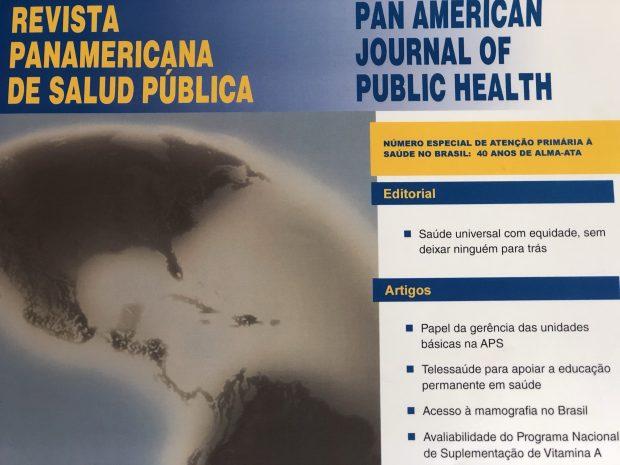 Edição especial sobre Atenção Primária à Saúde no Brasil: 40 anos de Alma-Ata