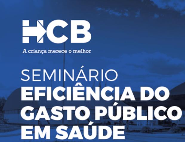 Seminário sobre Eficiência do Gasto Público em Saúde