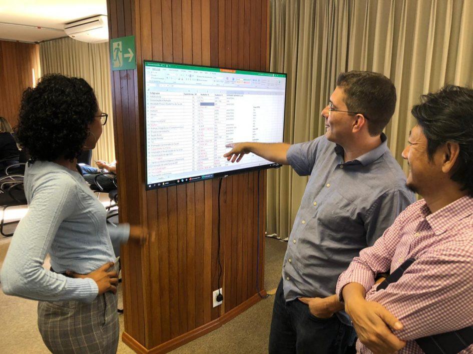 Avaliadores afinam critérios para analisar as experiências do Prêmio APS Forte para o SUS