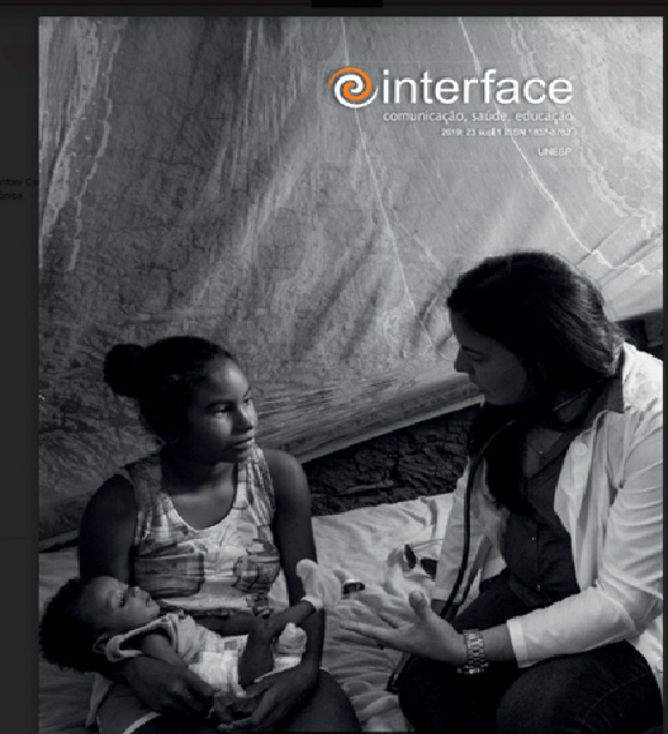 Formação médica após Programa Mais Médicos é destaque na Revista Interface