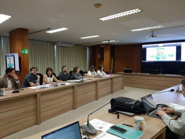 Cofen participa de reunião sobre relatório da OMS