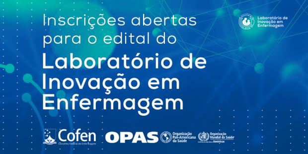 OPAS e Cofen lançam Laboratório de Inovação em Enfermagem