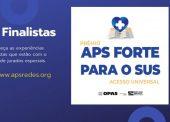 Divulgadas as onze finalistas do prêmio APS Forte