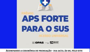 OPAS e Ministério da Saúde vão premiar três experiências em Atenção Primária à Saúde