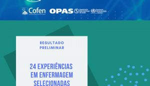 Cofen e OPAS selecionam 24 experiências para visita do Laboratório de Inovação
