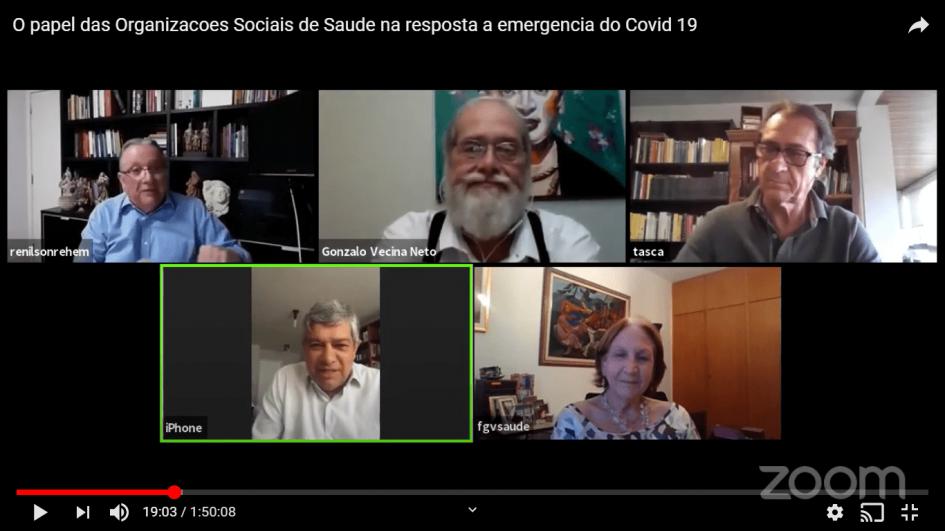 Covid-19 expõe competências e fragilidades das parcerias entre setor público e sociedade civil