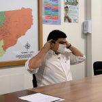 gravação de vídeo1 Fonte-Departamento de Comunicação da SEMSA Manaus
