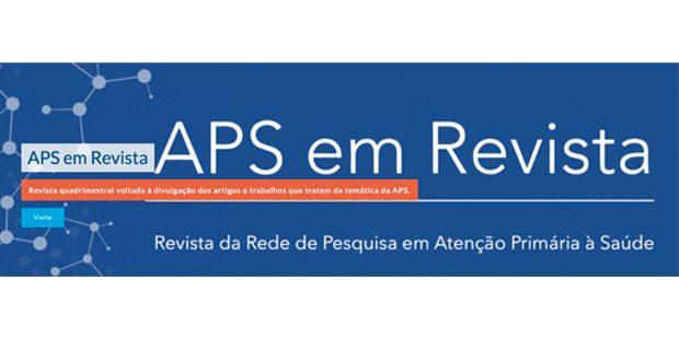 Prêmio APSForte em destaque na revista da Rede APS da Abrasco
