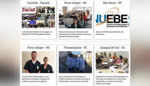 Reta final do Laboratório de Inovação em Enfermagem: visita dos  avaliadores às experiências finalistas