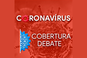 COVID-19 | COBERTURA E DEBATE