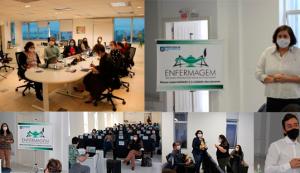 Visita Técnica da OPAS e Ministério da Saúde foi realizada para avaliar projetos finalistas do Laboratório de Inovação