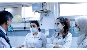 OMS declara 2021 Ano Internacional dos Trabalhadores de Saúde e Cuidadores