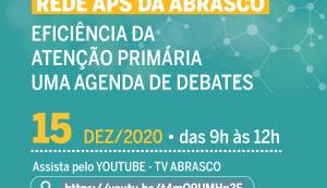3º Seminário 2020 da Rede APS – Eficiência da Atenção Primária – Uma Agenda de Debates