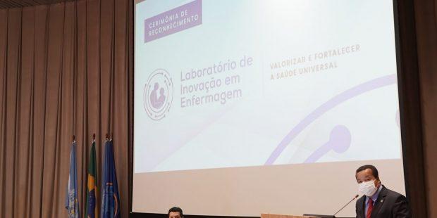 Laboratório de Inovação em Enfermagem reconheceu 16 experiências – saiba como foi a cerimônia
