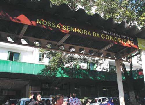 Hospital Conceição tem emergência sempre lotada